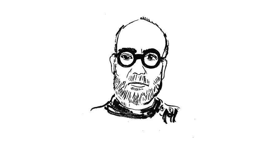 Portrait réalisé par Lou Herrmann